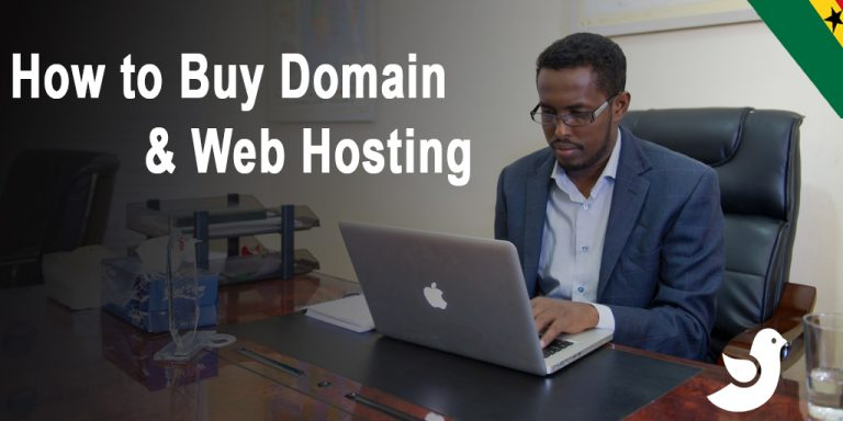 How to Buy Domain And Web Hosting With Mobile Money