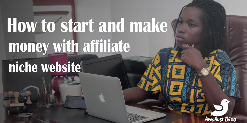 How to build and make money with nice website